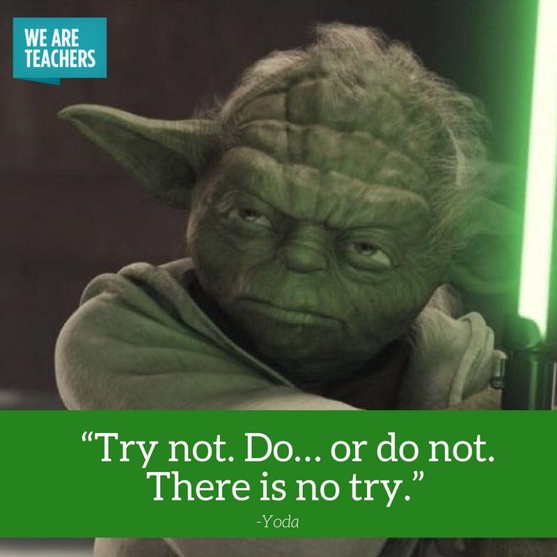 Teachers May The Fourth Star Wars Meme Teaching Life We Are Teachers Teaching