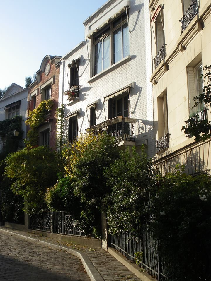 Paris 18ème - Villa Léandre by Paris Housing Services #Paris #18 #Villa #Montmartre
