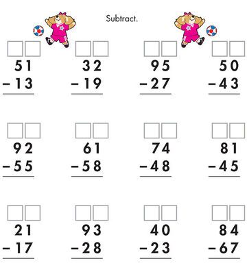 Printable Math And Measurements Worksheets  Math Measurement