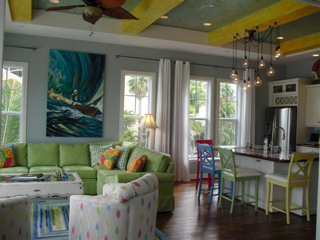 key west style hone | Key West style...love it! | Decorating Ideas ...