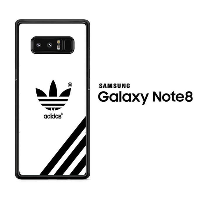 sneakers for cheap 74682 d9cb9 Adidas Logo 051 Samsung Galaxy Note 8 Case in 2019 | Samsung Galaxy ...