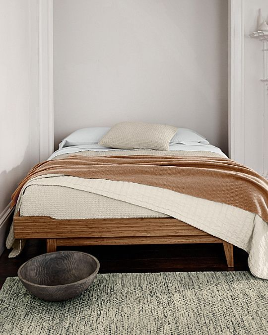 Eileen Fisher Rippled Organic Cotton Coverlet And Shams Elegant Bedding Comforter Cover Home