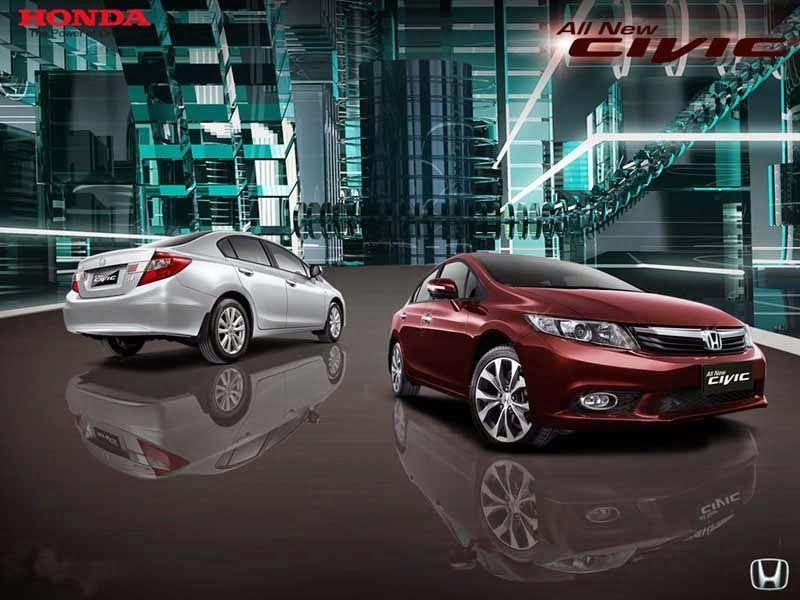 Harga Spesifikasi & Kredit Honda Civic Surabaya