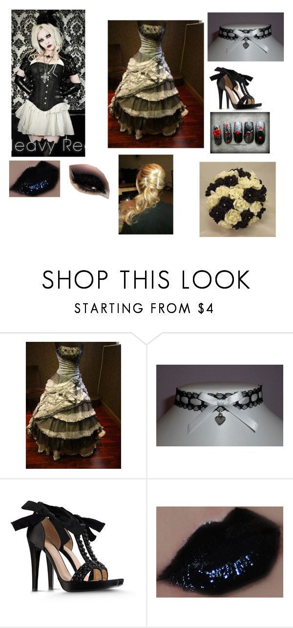 """Evangeline wedding ceremony"" by sarel-lavellan ❤ liked on Polyvore featuring Alberta Ferretti"