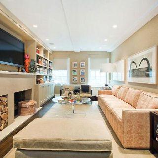 Living Room Idea For Long Narrow Living Space Narrow Living Room
