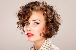 Magnificent 1000 Images About Hair On Pinterest Short Curly Hair Medium Hairstyles For Women Draintrainus