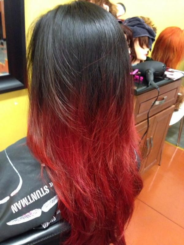 5 best ombre hair color ideas red ombre red ombre hair and 5 best ombre hair color ideas urmus Image collections