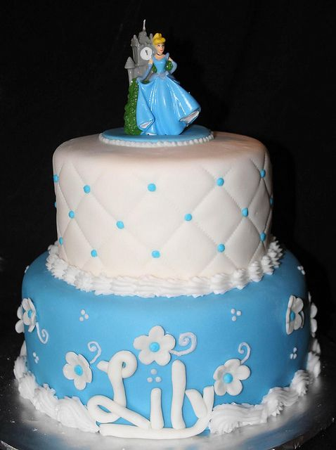 Cinderella cake Izzy would love love love it Birthday Girl