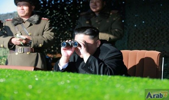 North Korea's Kim guides special operations drill…