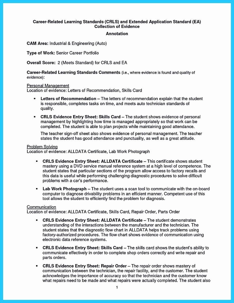 Mechanic job description resume elegant writing a concise