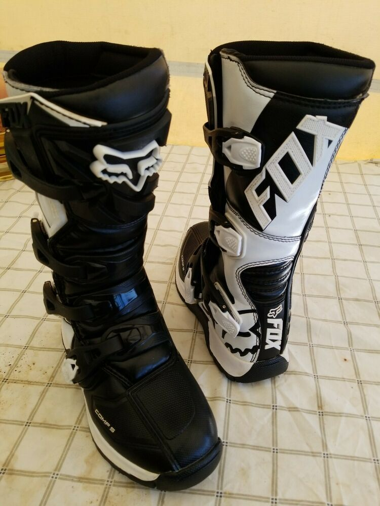 Ebay Advertisement Fox Racing Comp 5 Boots Size 6y Big Boys Boots Youth Boots Womens Boots