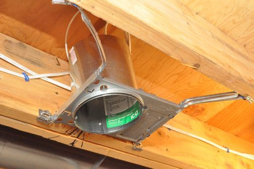 How To Install New Work Recessed Lighting Installing Recessed Lighting Basement Lighting Recessed Lighting