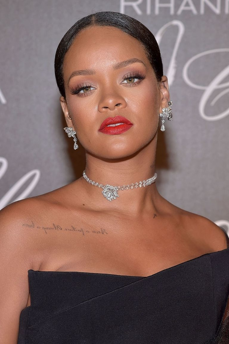 Rihanna is the definition of glam at cannes