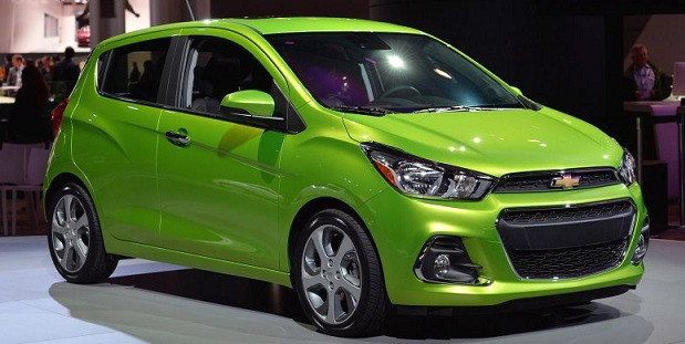 2018 Chevrolet Spark Pictures, Redesign, Price, Performance