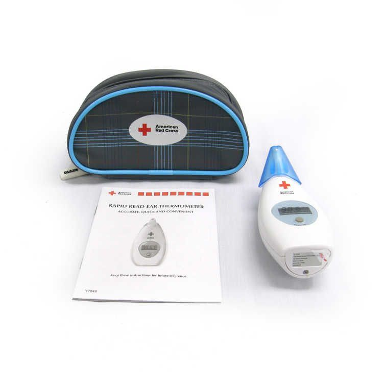 American red cross rapid read ear thermometer american