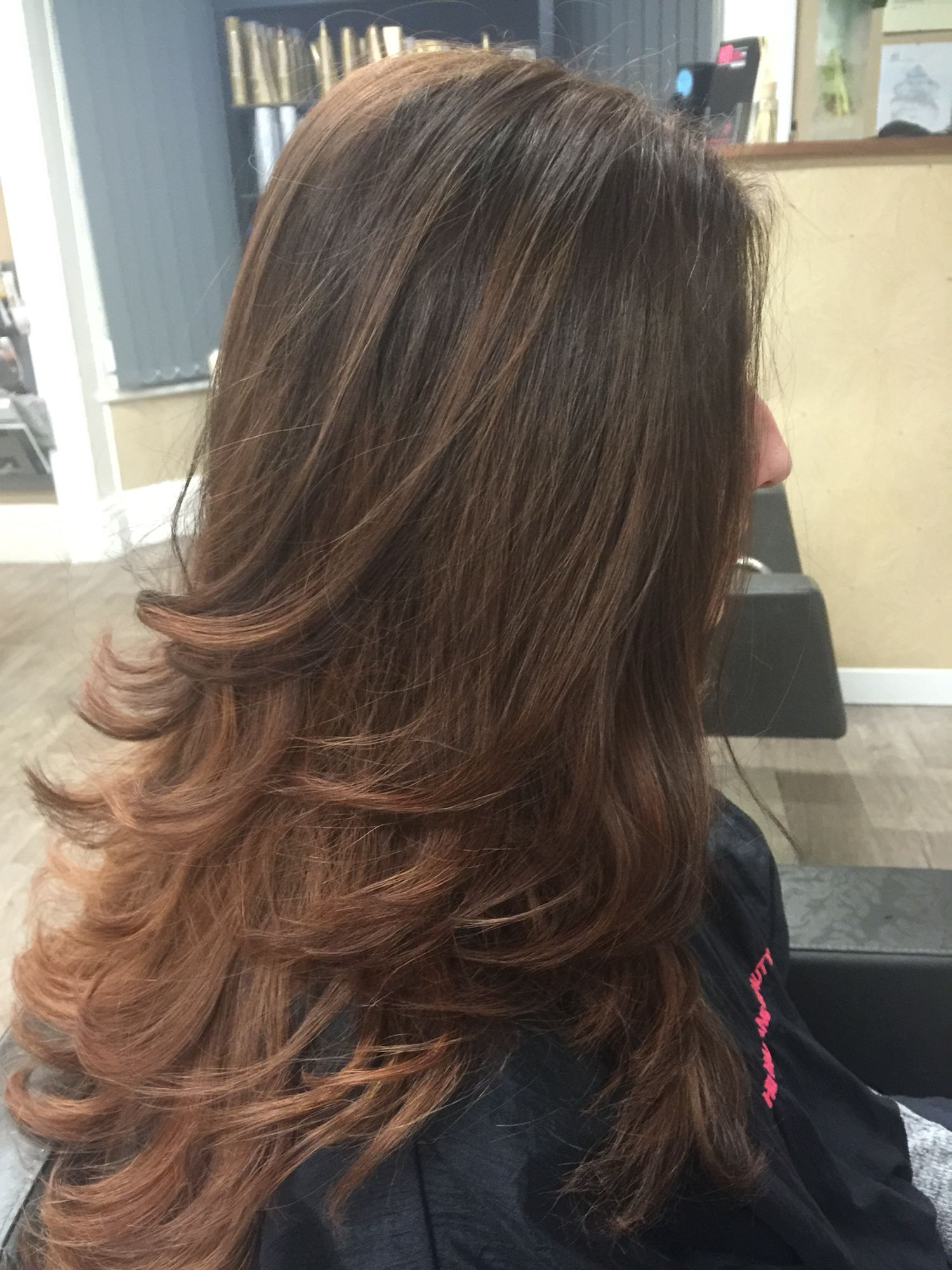 Soft Ombre Long Bouncy Blow Dry Cool Hairstyles Pretty Hairstyles Mom Hairstyles
