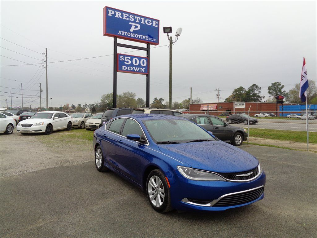 2015 Chrysler 200 Prestige Automotive Dealership LLC