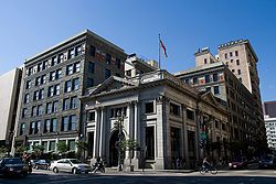 Old Bank District In Downtown L A So Many Movies Were Shot Here Los Angeles Downtown Los Angeles Favorite Places