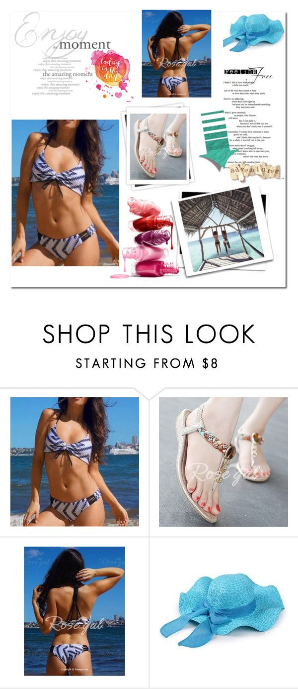 """""""Hot summer"""" by mala-653 ❤ liked on Polyvore featuring GALA"""