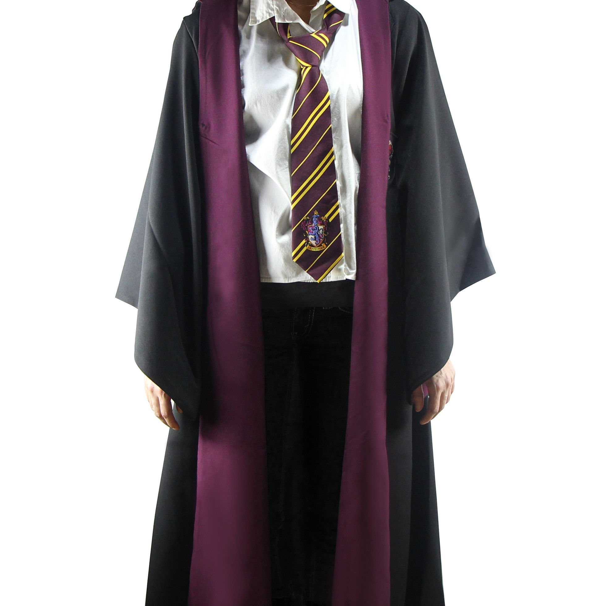 Shop this real Gryffindor wizard dress from Harry Potter movies ...