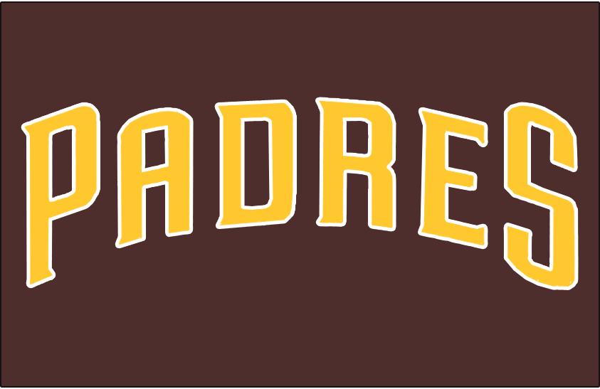 San Diego Padres Jersey Logo San Diego Padres San Diego Padres Baseball Padres Baseball