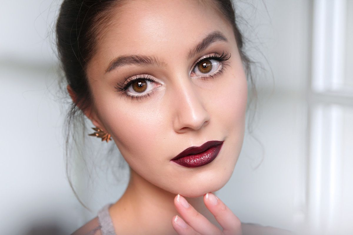 Cocktail Amp Wedding Guest Makeup For Hooded Eyes
