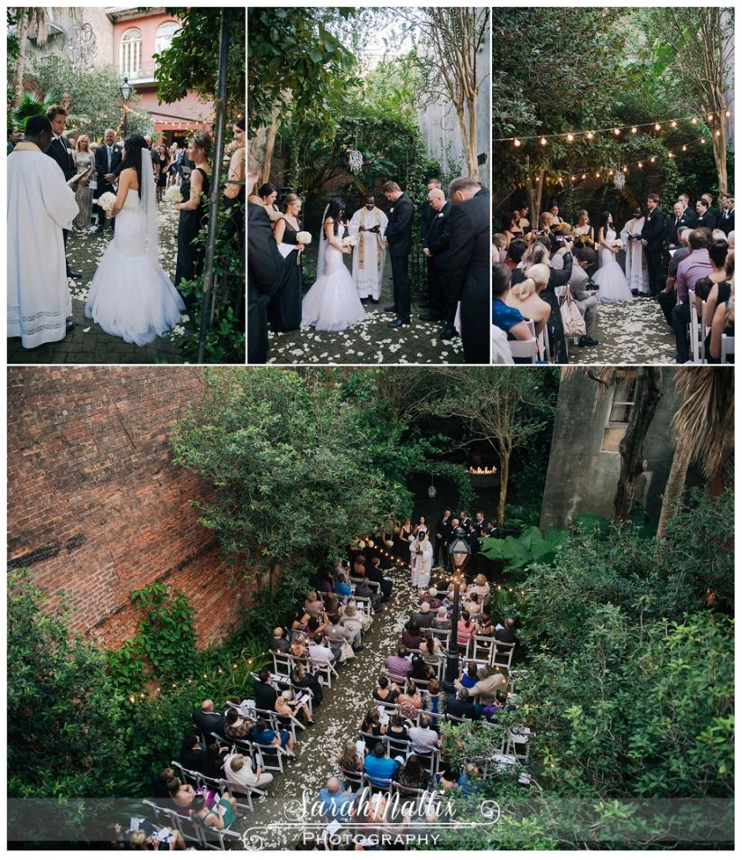 New Orleans Wedding Ideas: New Orleans Pharmacy Museum Wedding » New