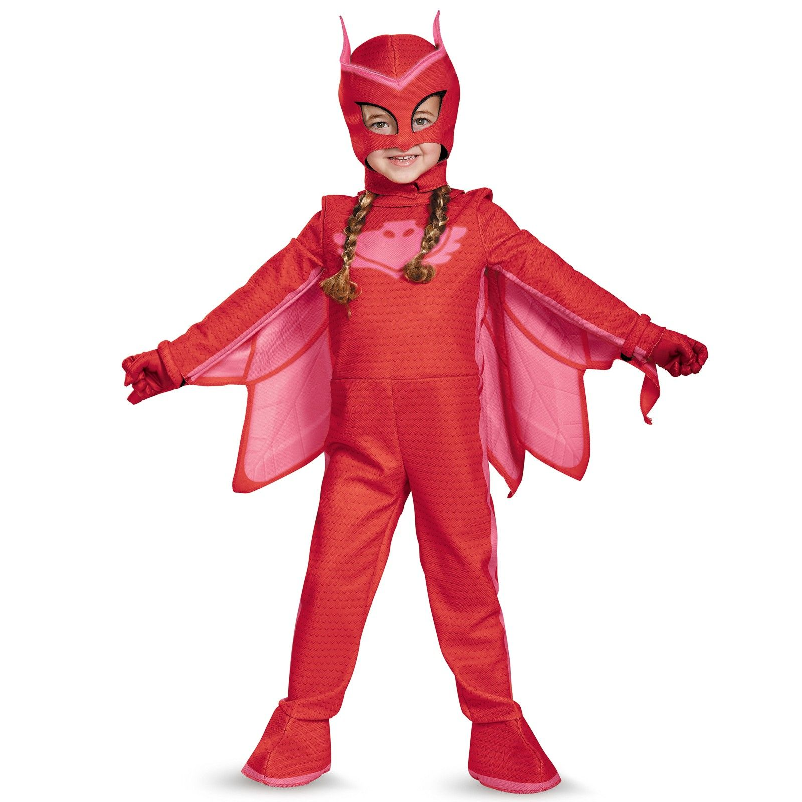 PJ Masks Owlette Deluxe Child Costume | Pj mask and Children costumes