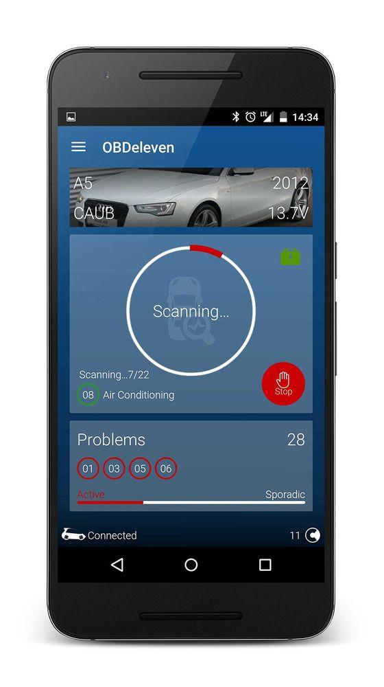eBay Advertisement) OBDeleven PRO Edition by Voltas IT, VW AUDI OBD2