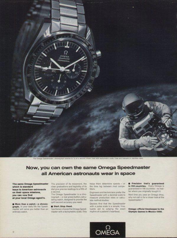 6846cd60a31 Presentación de mi Speedmaster e historia de este icono