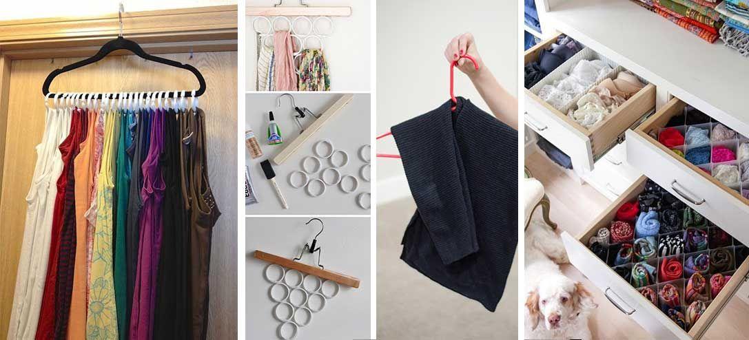 15 ideas geniales para acomodar un cl set peque o ideas for Como acomodar un cuarto pequeno