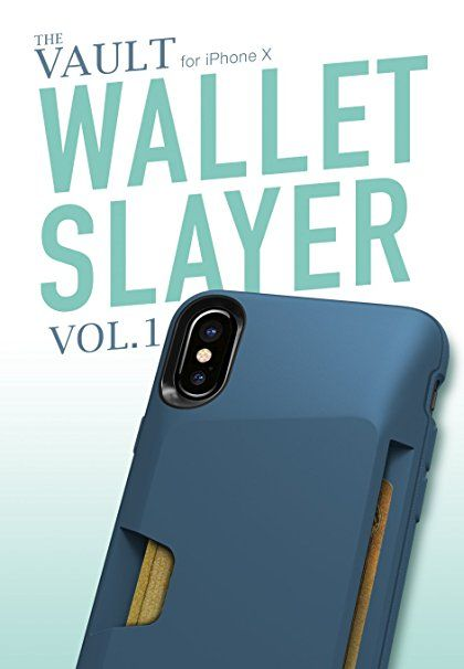 silk iphone x grip case custodia