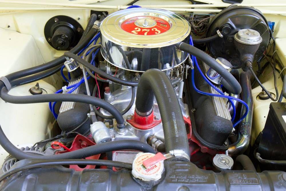 273 commando engine | 1965 Dodge Dart Charger 273 in Hemmings ...