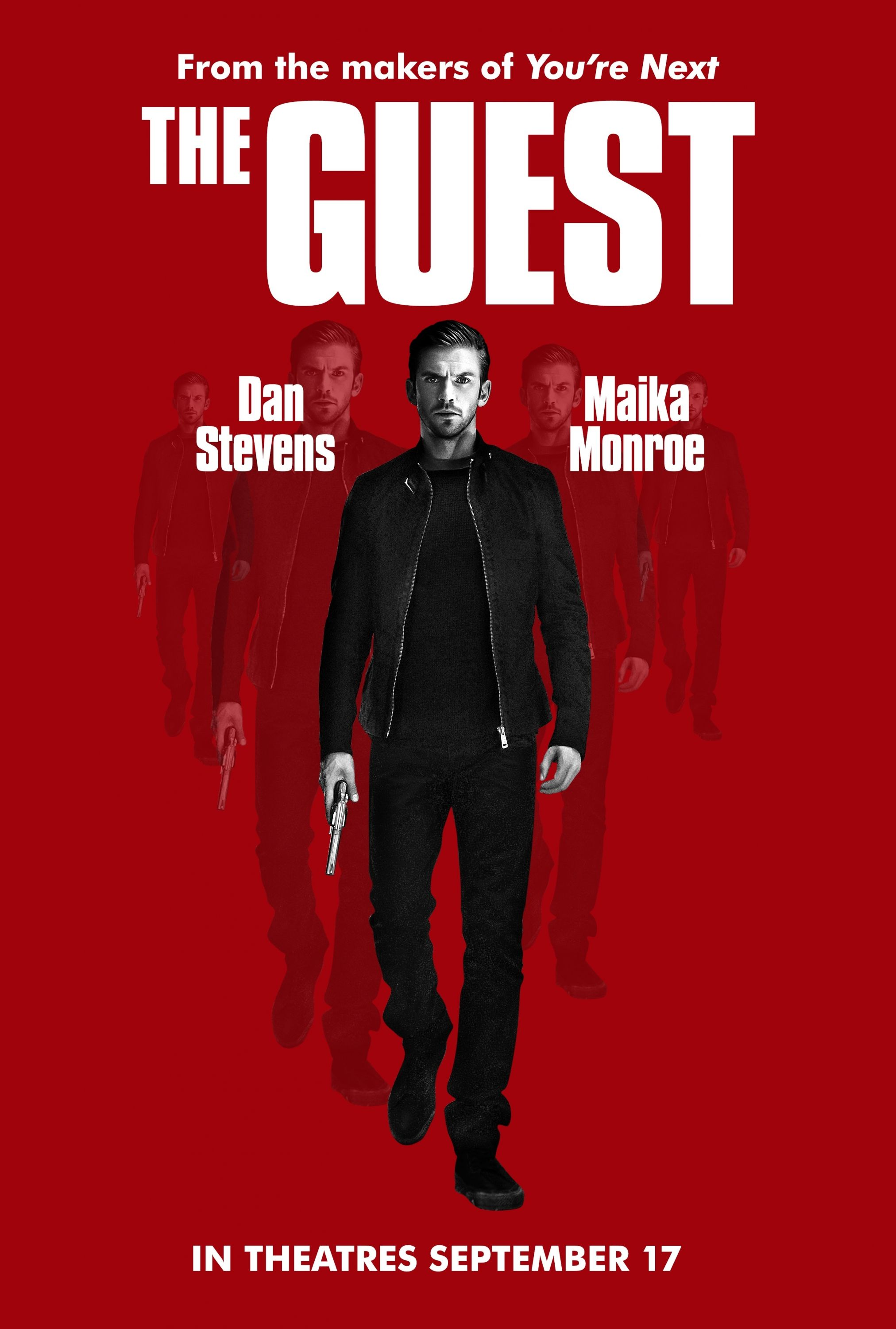 Indie joint. (With images) | The guest 2014, Dan stevens, Be with ...