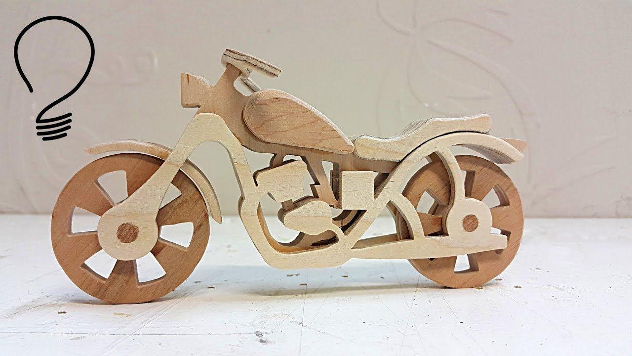 Wooden Motorcycle | Wooden Vehicles | Pinterest | Holzwerken ...