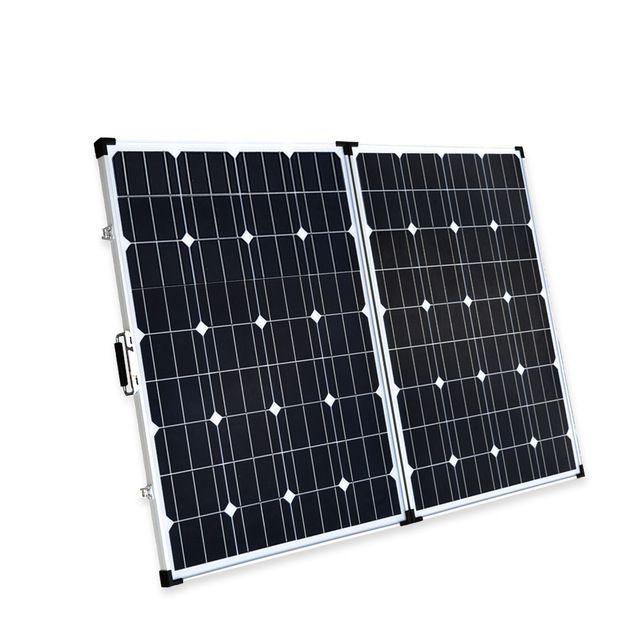 Boguang 200w Foldable Solar Panel 2 100 Watt Portable Solar Charger Monocrystalline Cell Module 20a Usb Solar Energy Panels Solar Panels Solar Energy Solutions