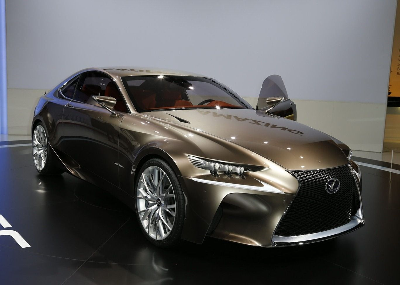 cool 2019 Lexus Lf Lc Release, Specs and Review Lexus