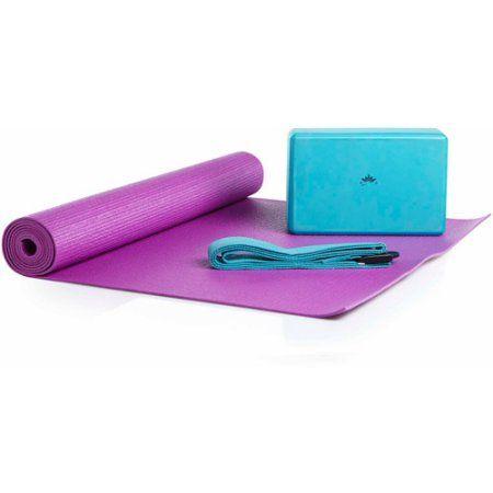 Lotus Yoga Kit, Multicolor