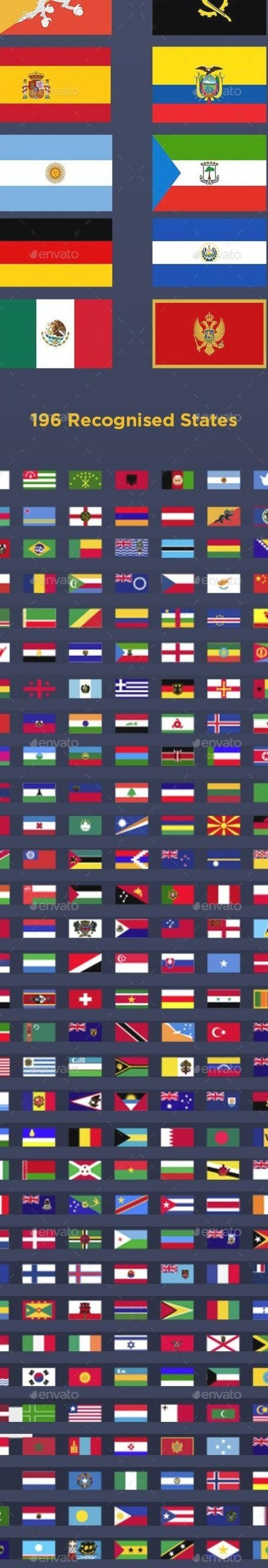 200  World Flags  Fully customisable set of icons  #icon #design #art #digitalArt #accurate #africa #america #asia #australia #countries #detailed #europe #flag #flags #flat #france #germany #high #HighResolution #icons #illustrator #original #photoshop #quality #recognised #resizable #shape #spain #state #united #UnitedStates #usa #vector #world