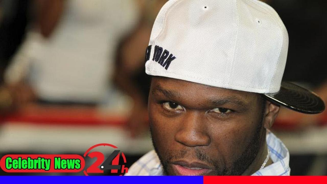 50 Cent Is All The Way Hyped For Adrien Broner Fight 50 Cent