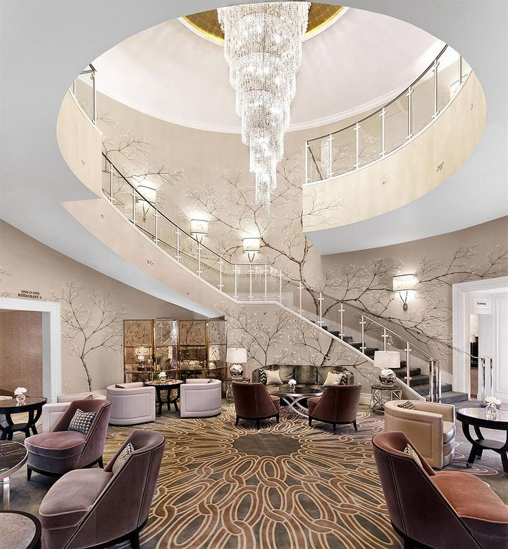 Luxurious Comfort In This Knightsbridge Home Renovation: The Park Tower Knightsbridge, A Luxury Collection Hotel