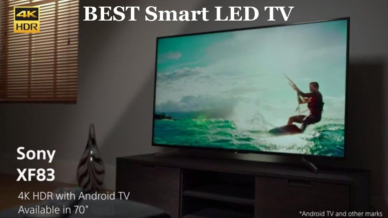 Smart LED TV Review Sony 70-Inch 4K Ultra HD Smart Android