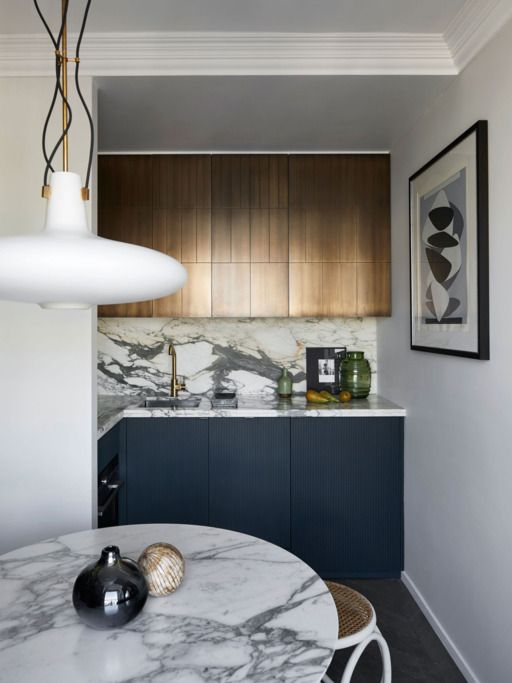 The exuberant charms of  paris pied terre also best int kitchen images in modern kitchens rh pinterest