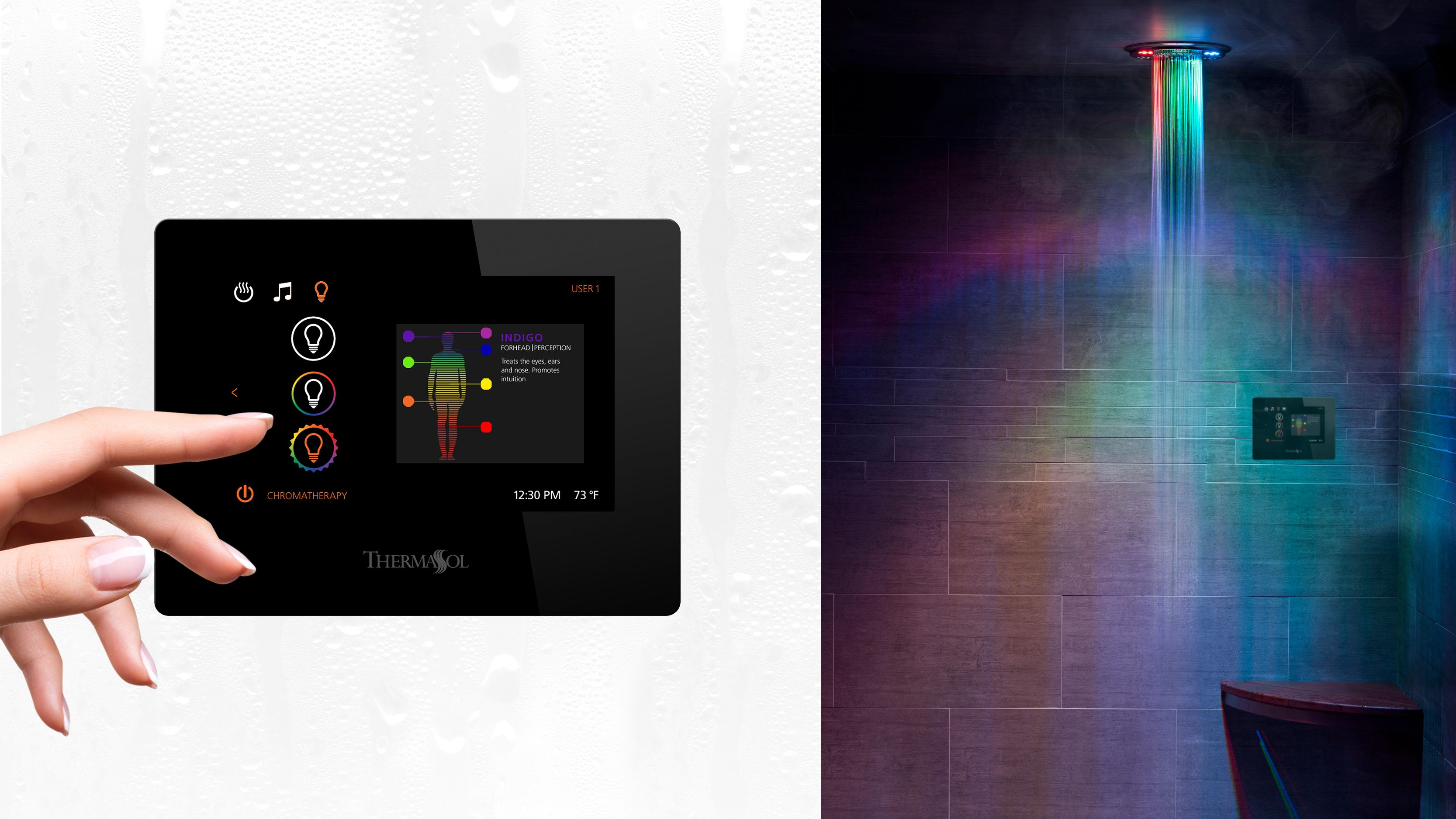 Turn Your Shower Tranquility Up A Notch With Thermasol Thermatouch