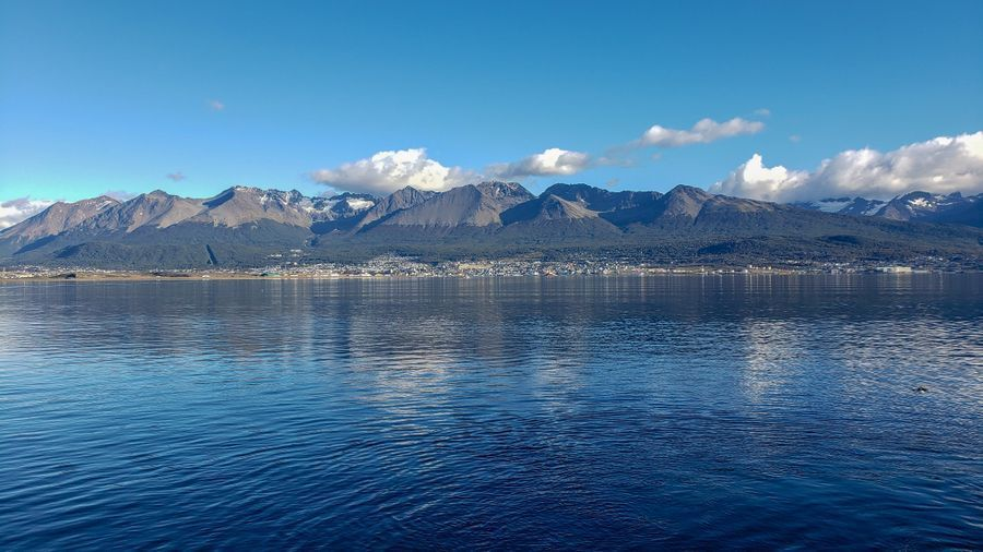 Sailing On The Beagle Channel In Ushuaia Argentina Boozing