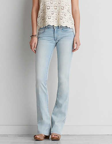American eagle white skinny kick jeans