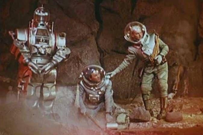 Кадры из фильма Планета бурь (1961) - фото актеров и ...