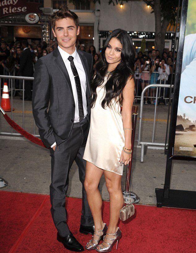 Ashley Tisdale og Zac Efron dating 2013