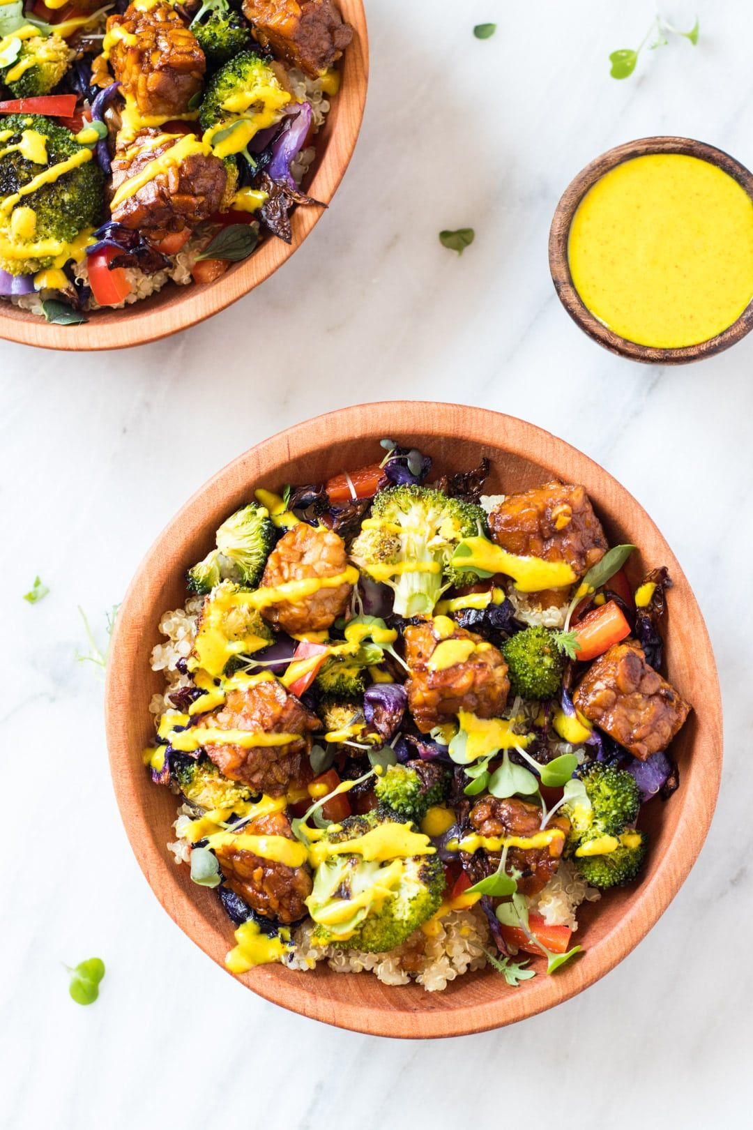 Low FODMAP Rainbow Bliss Bowls images