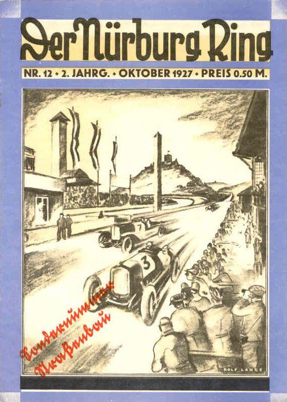 ALEMANIA.-1927